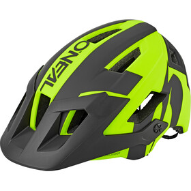 O'Neal Defender 2.0 Helmet sliver neon yellow/black